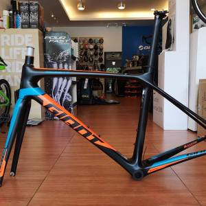 Giant TCR Advanced Carbon Frameset
