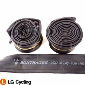 Trek Bontrager 29 x 2.0-2.4 MTB 40mm Bicycle Tube Presta Valve