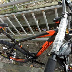 "27.5"" polygon premier5 27sp acera 36t mtb bike"