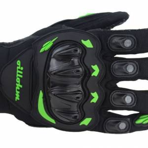 Biker Rider Downhill Hand Armor Full Finger Cover