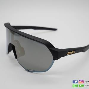 100% S2 Matt Black / Flash Gold (Call 4 best price)