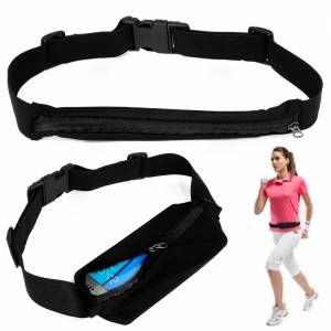 SPORTS EXPANDABLE WAIST BAG