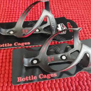 Twitter Carbon Bottle Cage