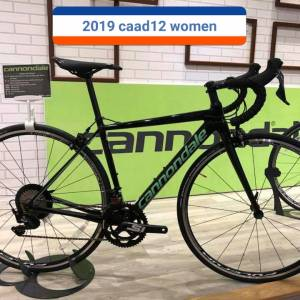 2019 Cannondale caad12 Women