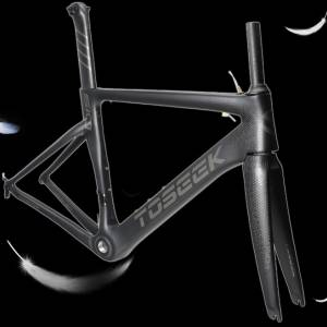 TOSEEK ROAD CARBON FRAME 1199G 700C RB