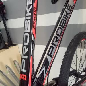 "PRO Bike XC Mountain Bike 27.5"" 10sp Shimano Deora"