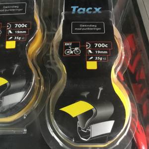 TACX Anti Puncher For Inner Tire / 19mm (free pos w.m) Taiwan made