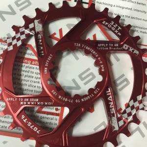 Snail 32T GXP/SRAM ChainRing / DirectMount /6mm Offset (free pos w.m)