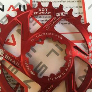 Snail 32T Single Ring SDM (Sram Direct Mount)  -- free courier