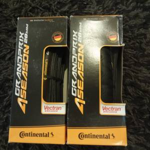 Continental Grand Prix 4-Season Road Tire 700x28c (1 Pair)