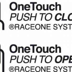 Raceone One Touch bottle-made in Italy