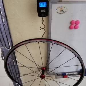 RT C200 Straight Pulled Carbon Hubs Road Clincher Wheelset