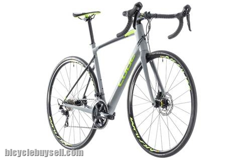 5a9843a3d9e Cube Attain GTC Race Disc 2018 Carbon Road Bike Ultegra R8000 22sp