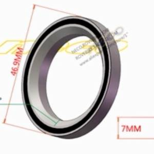 Headset Lower Bearing | 46.9x34x7Hx45*x45* | Argon18 use @ free pos