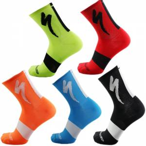 OFFER !! TOP BRAND Cycling Sock BEST Quality ~ Many colors to choose ( Specialize )