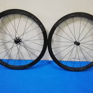 DECA CATTIVA 42mm High Profile Alloy Clincher Wheelset