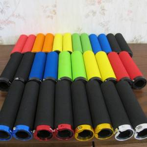 MTB (XC) GRIPS 100% SILICONE GRIPS