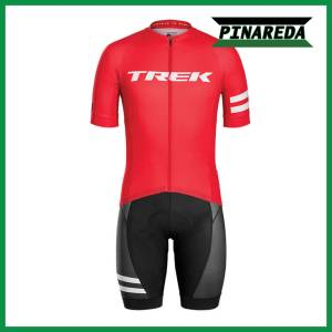 2018 TREK RED Jersey Set With Pant