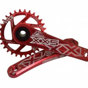 Snail Alloy Chainring Narrow Wide GXP Sram Direct Mount MTB