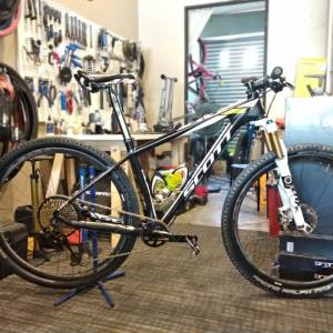 Used 2013 Scott Scale 900 RC
