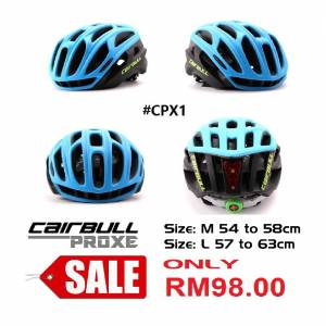 CAIRBULL PROXE HELMETS