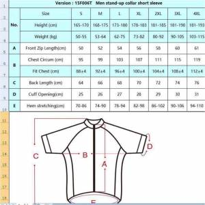 Original CYCLE2U Premium Quality Man's Shorts Sleeve Cycling Jersey