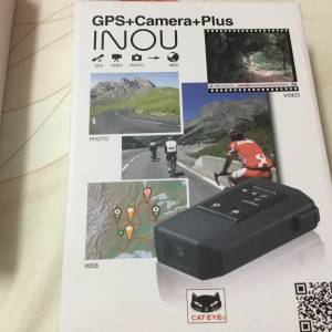Cateye INOU | GPS+Camera+Plus | Offer @ free pos