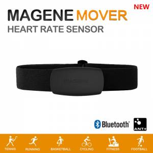 2019 Magene MOVER Dual Mode ANT+  Bluetooth 4.0 HRM With Chest Strap