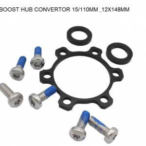 STANDARD TO BOOST (15X110MM / 12X148MM) HUB CONVERTOR SET (FREE POS)