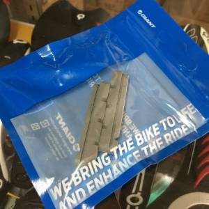 Giant Carbon Brake Shoe - Giant Propel Use  (free pos w.m)