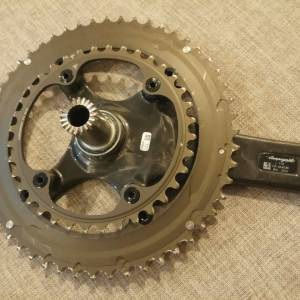 Campagnolo Record 52/36 170mm UT Crankset USED
