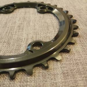 Shimano XTR FC-M9000 34T Narrow Wide Single Speed Chainring