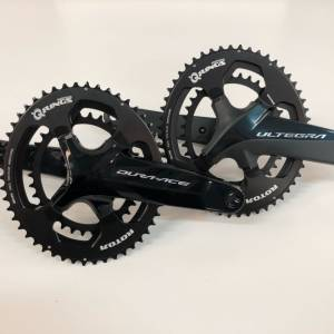 Rotor Q-Ring ALDHU NEW 52T Outer / Shimano 110x4Arm (free pos w.m)
