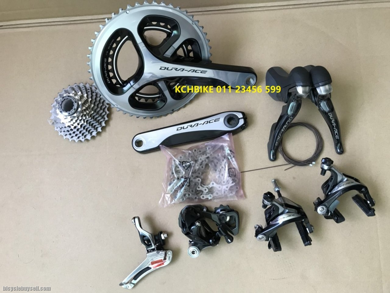 Dura Ace 9000 >> Shimano Dura Ace 9000 Groupset Free Postage