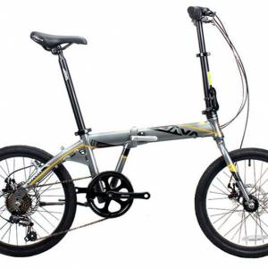 "Java TT 7S 20"" Foldie Foldable Bike"