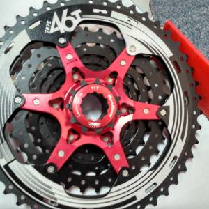 Sunrace 11-46T 10 Speed Cassette MX3 Black