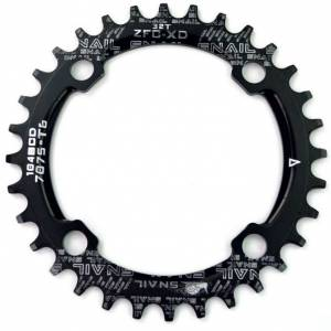 Snail 96BCD Round Narrow Wide Chainring MTB Alloy