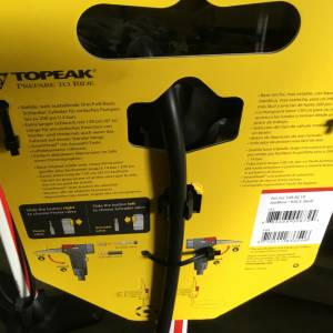 Topeak JowBlow Race 200psi / Pro Floor Pump (free pos w.m)