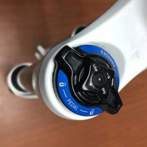 Rockshox Pike Dual Air 160mm