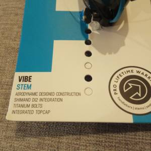Shimano Pro Vibe OD2 Alloy DI2 integration 100mm 10 Degree Stem