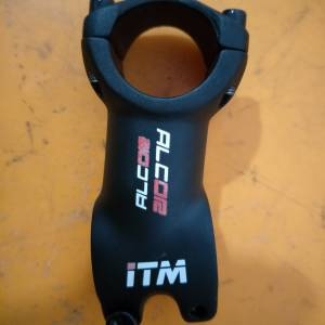 Itm Alcor80 stem 60mm - used less than 4 month