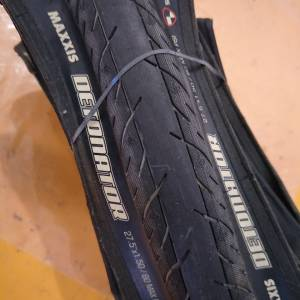 Maxxis detonator 27.5*1.5 - used only one ride
