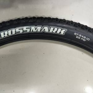 Maxxis crossmark 27.5*2.1 -only one pcs taken out from new bike