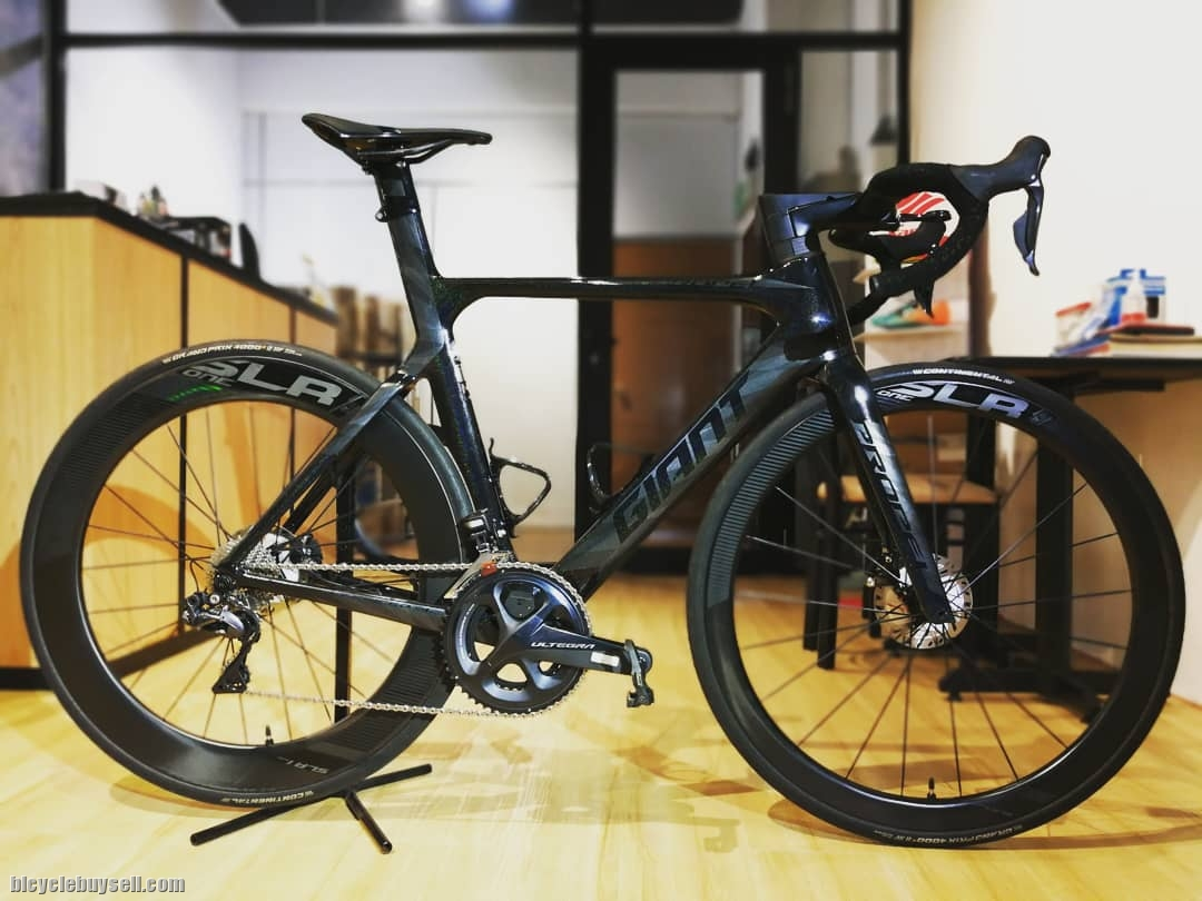 700c Disc Wheelset >> 2019 GIANT Propel Advanced SL 1 Disc (S,M Size ONLY)