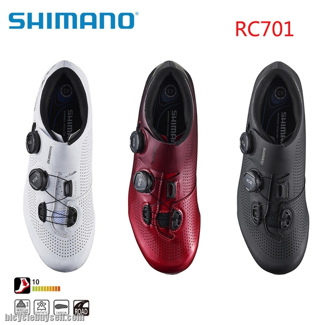 for whole family top fashion low cost Shimano SH RC7 WIDE carbon road bikes shoes SH-RC701 road bikes