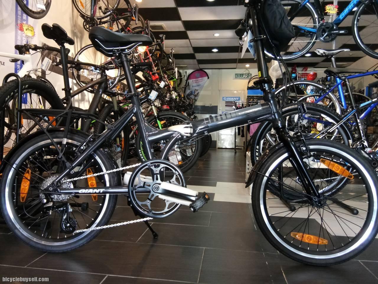 d6b2ebd3660 New Giant Expressway 1 Premium Folding Bike
