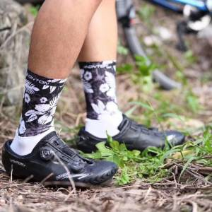 Sock Monton Fang Cheng Cycling MTB RB