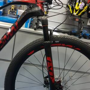 Crossmax Taritara 12 Full Carbon (Sram NX 1*12 speeds)