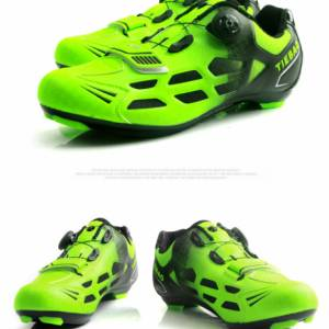 Tiebao 2019 NEW road shoe clipless BOA