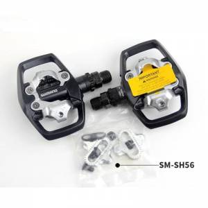 SHIMANO Pedals PD-ED500 Road Bike Touring Pedal MTB bike clipless self-locking pedal ED500 SPD cleat